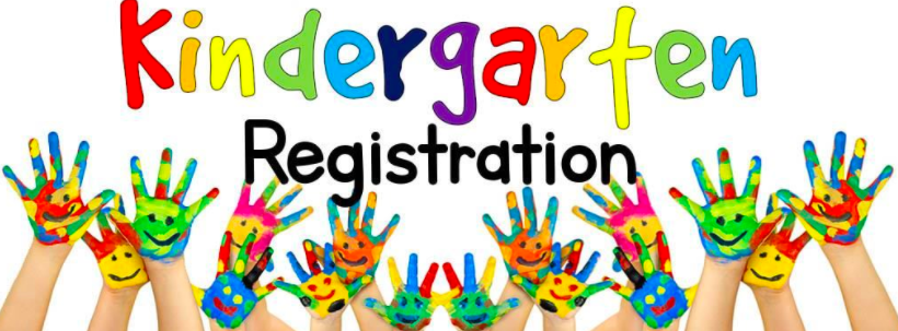 Kindergarten Registration is April 16th and 17th!