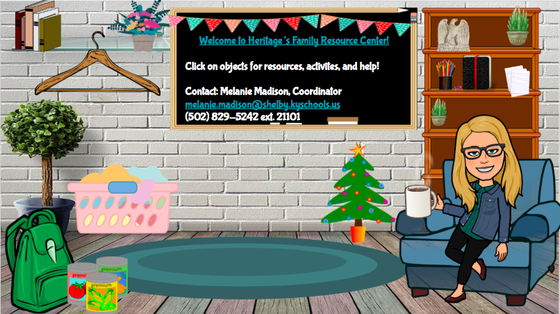 Check Out Our FRC's Virtual Office!
