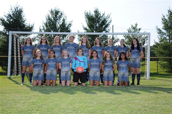 Girls Varsity Soccer Team