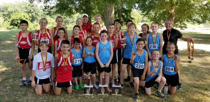 WMS Cross Country