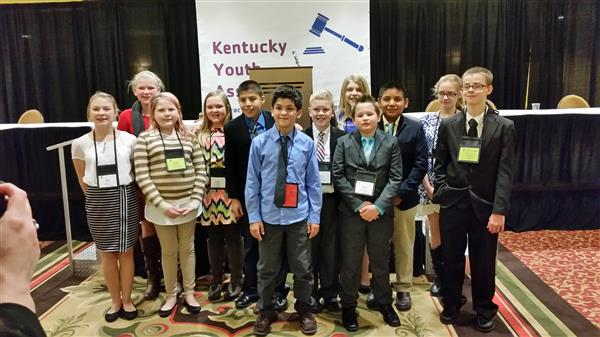SCPS Middle School Students Represent at KYA