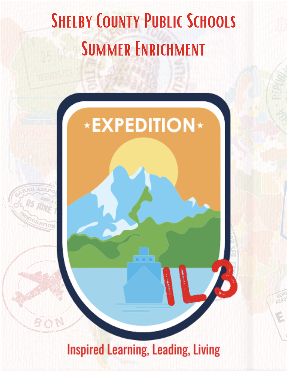 Expedition IL3 Summer Learning Image