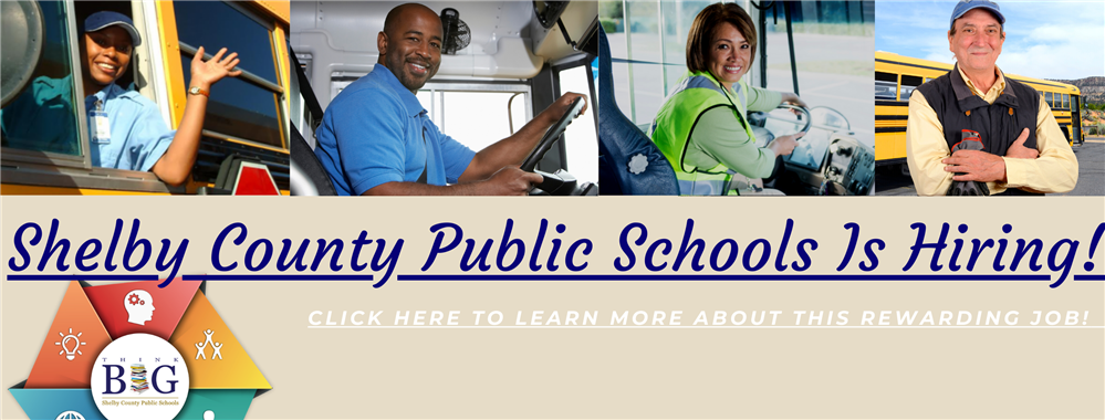 SCPS is Hiring