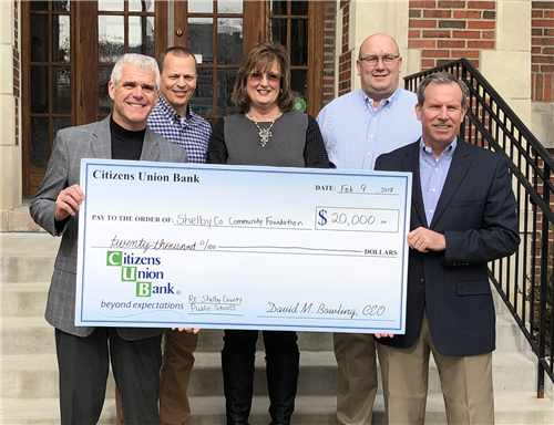 CUB Bank & the SCPS Education Foundation